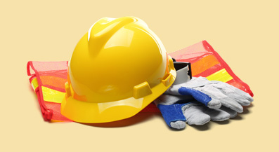 safety gear for construction