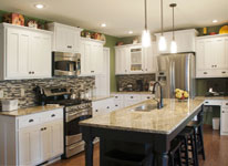 Kitchen and Bath Cabinetry and Countertops